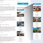 Download display of the offer, accommodation unit images or search form to your web site.