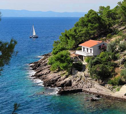 Adriatic.hr - Robinson Crusoe style tourism in Croatia