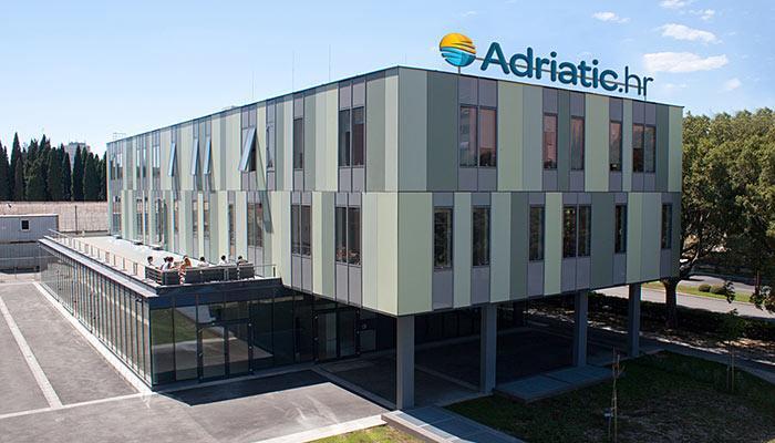 Adriatic.hr здание