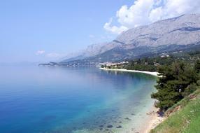 A family holiday on the Makarska Riviera and Lošinj island