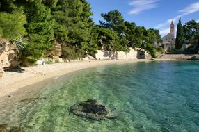 The most beautiful Adriatic beaches