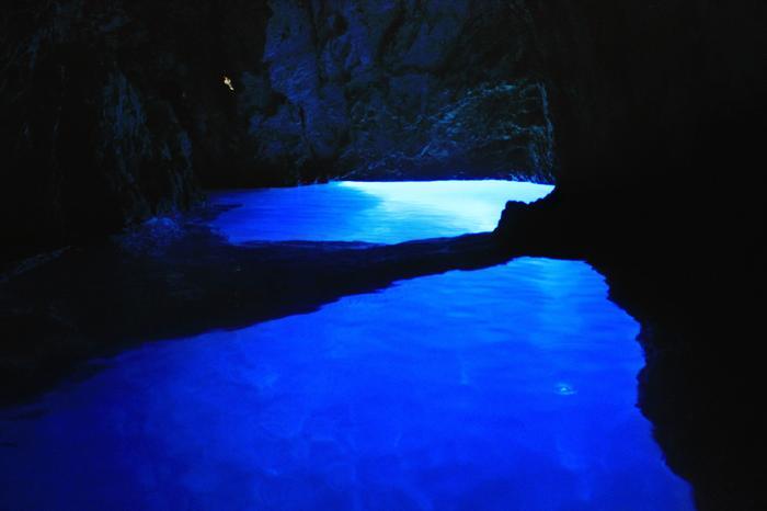 Morské jaskyne