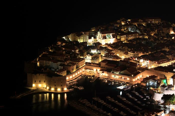 Dubrovnik summer festival - a dream parade in the palace of liberty