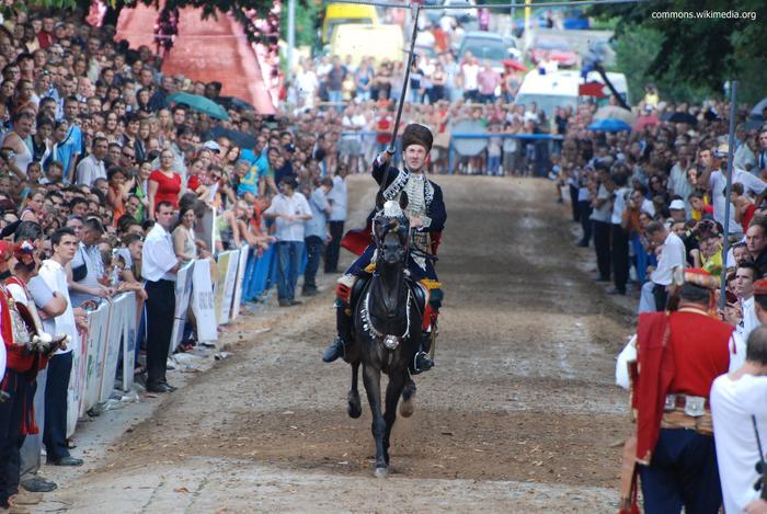 Sinjska Alka – Chivalric Tournament in the Land of Heroes