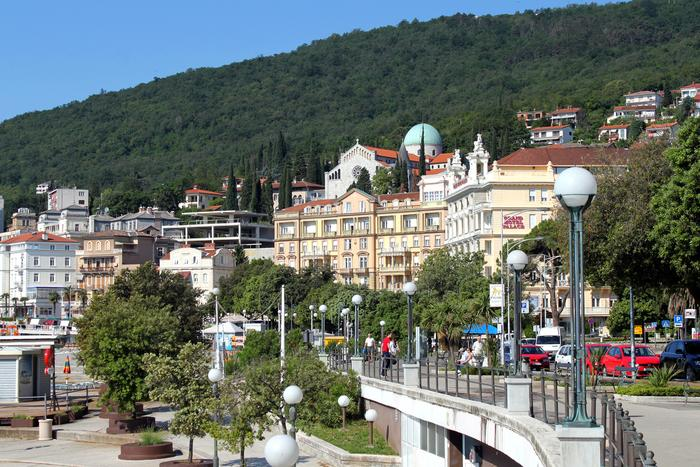 Opatija: Top 5 must see lungomare sites