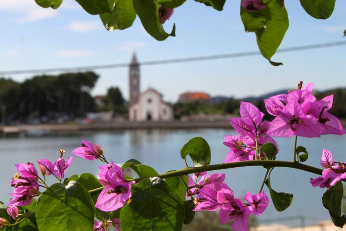 A weekend vacation in Spring on the Adriatic
