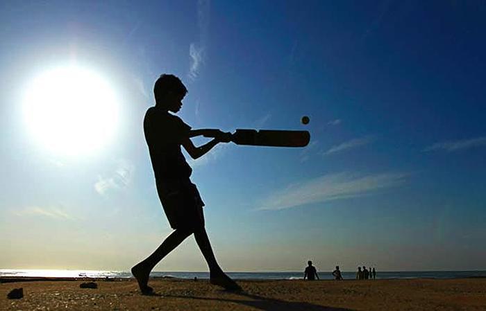 """Ostrov Vis je """"zbláznený"""" do kriketu?"""