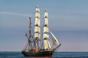 World's Largest Sailing Ship Comes to Zadar
