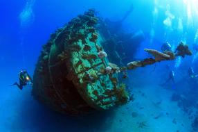 Kvarner – wreck diving as a tourist attraction!