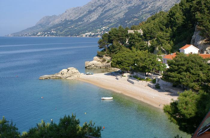 TOP 5 destinations on the Makarska Riviera!