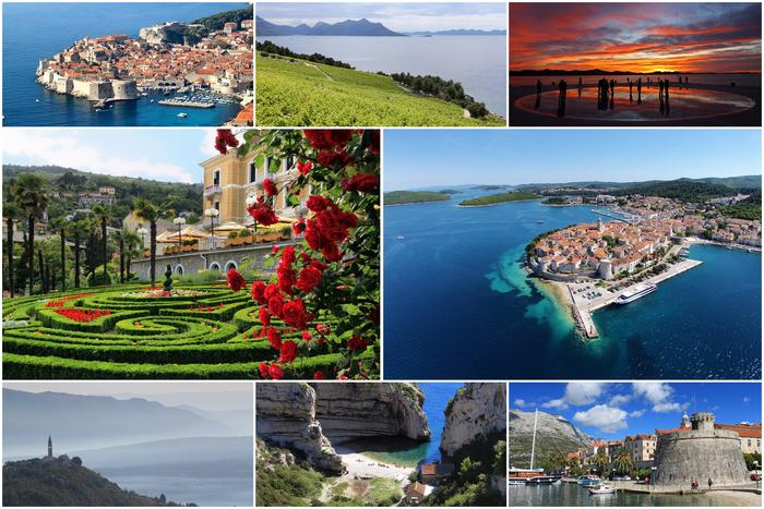 7 romantic places on the Adriatic