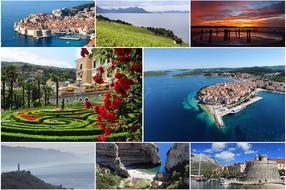7 romantycznych miejsc nad Adriatykiem