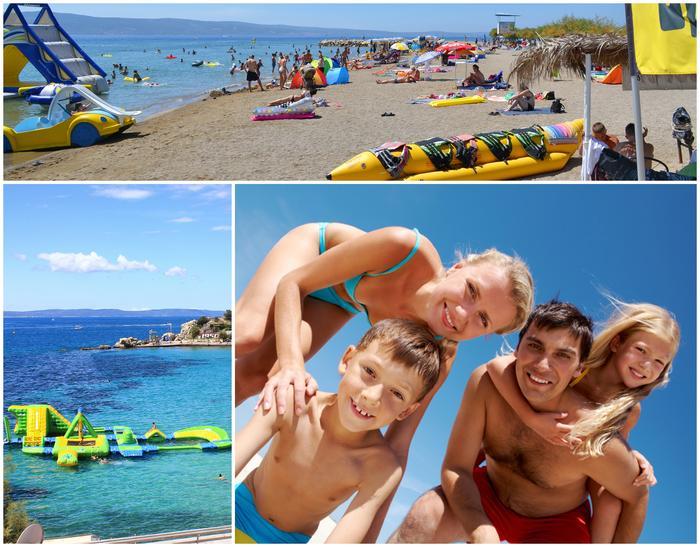 5 лучших направлений для семейного отдыха в Хорватии