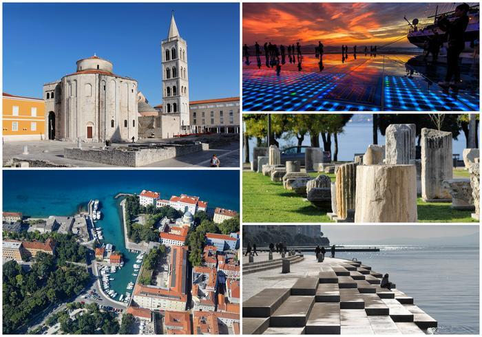 Zadar | Best European Destination for 2016