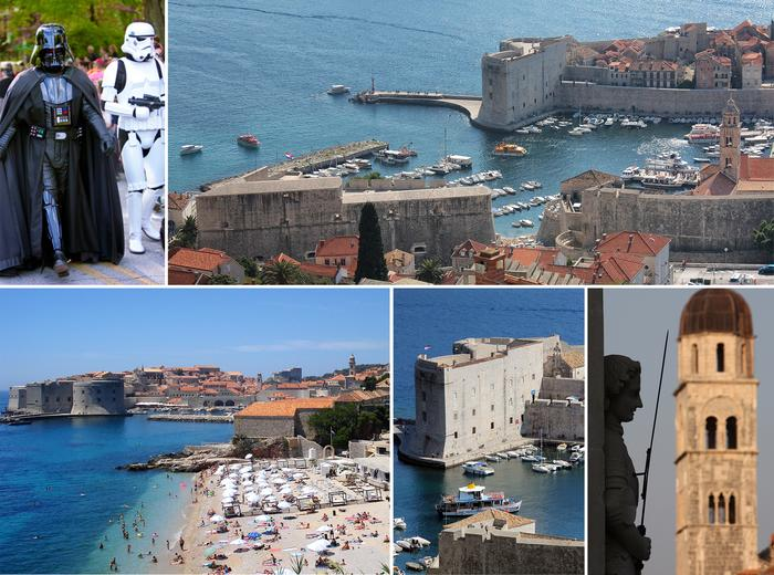 'Star Wars' | Episode VIII filming in Dubrovnik!