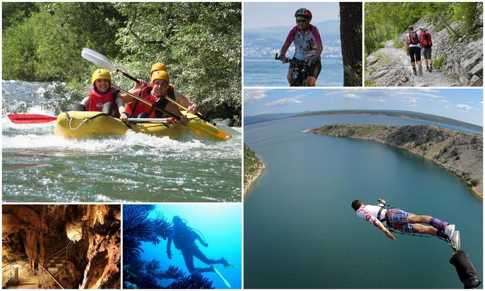 Activity Holidays in Croatia