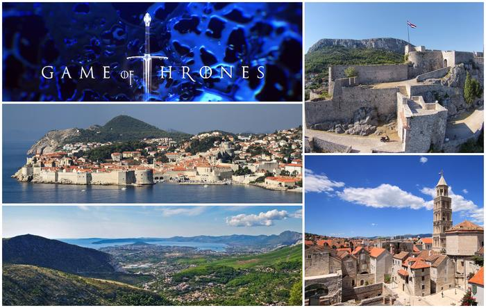 Game of Thrones in Croatia | Top Filming Locations