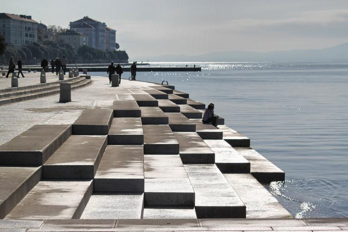 The Sea Organ and Sun Salutation in Zadar | Art of Sun, Sea and Wind