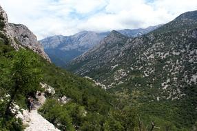 Voyager travers la Croatie | Le parc national de Paklenica