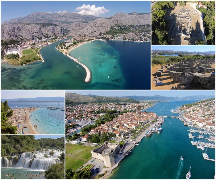 Travel Croatia | 7 day trips from the city of Split