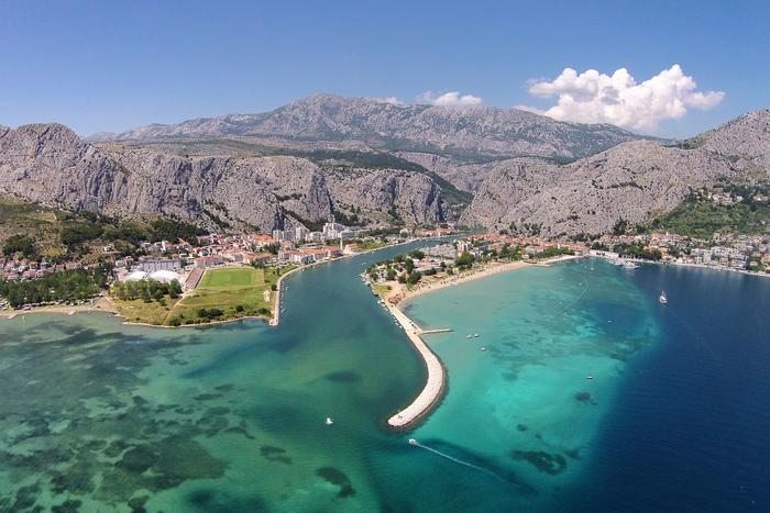 Image result for omiš hot spots