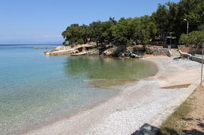 5 meilleures plages de l'île de Krk