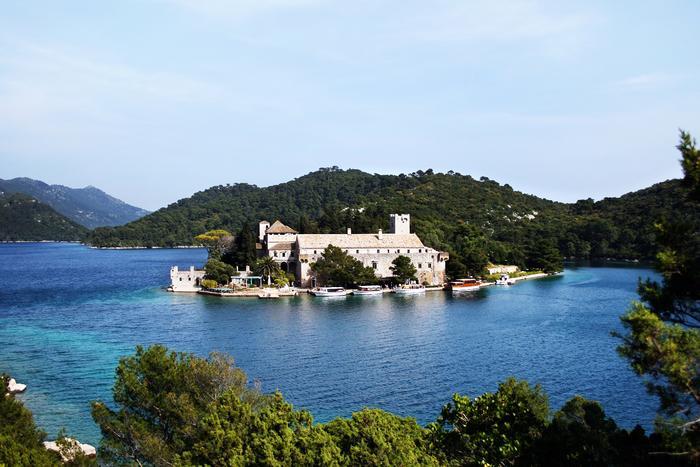 Однодневная поездка из Дубровника | Национальный парк Млет