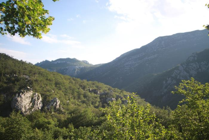 Randonner en Croatie | Parc national Paklenica