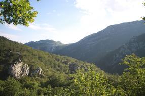 Horská turistika v Chorvátsku | Národný park Paklenica