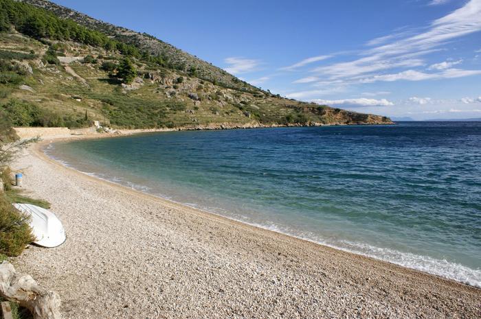 Лучшие пляжи острова Брач