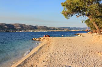 Trogir and Čiovo | The best beaches