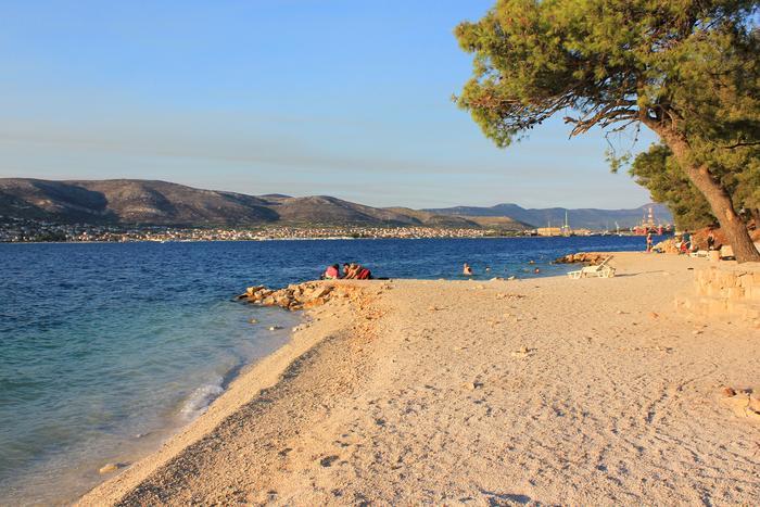 Трогир и Чиово | Лучшие пляжи
