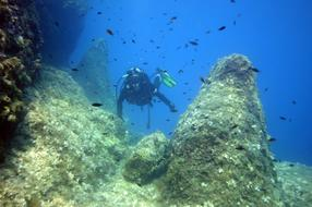 Diving in Croatia | Top 4 diving locations on islands