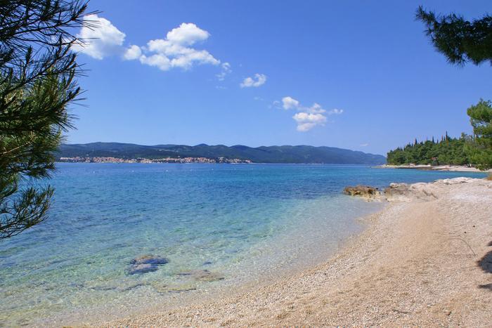 5 najkrajsích pláži polostrova Pelješac