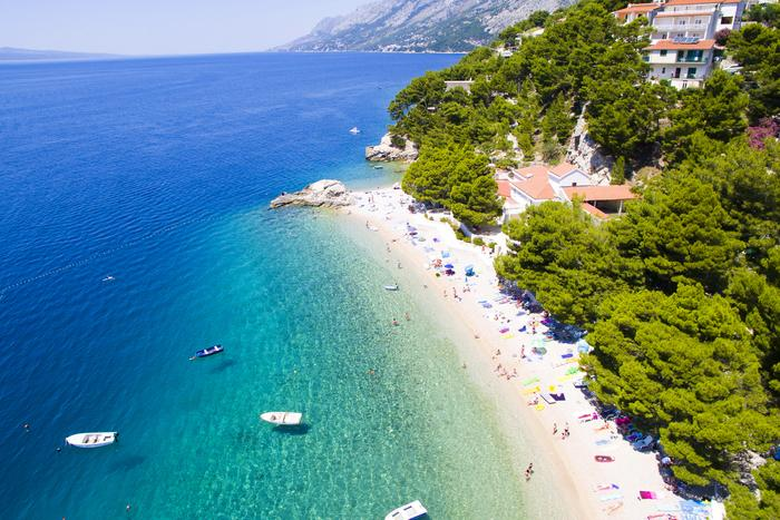 The loveliest beaches of Riviera Makarska | Top 5