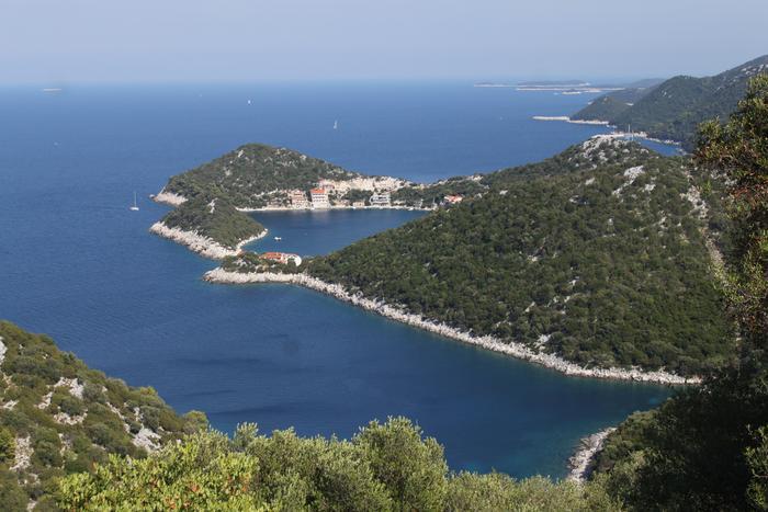 Přírodní parky na Jadranu