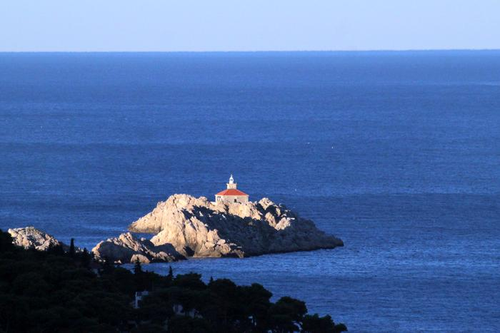 Dream vacation in Adriatic lighthouses