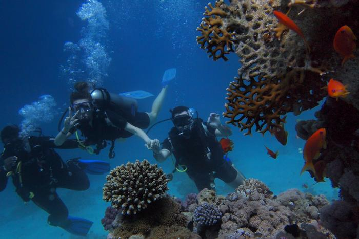 Underwater Adriatic Time machine