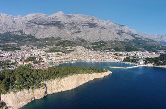 """Makarska riviera – meet the Croatian """"Côte d'Azur!"""""""