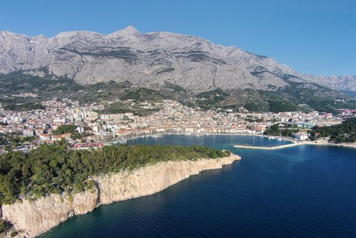 Makarska riviera – meet the Croatian
