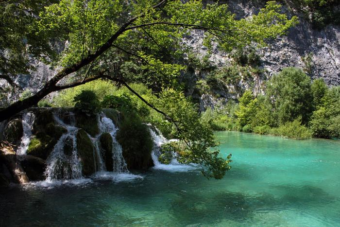 Plitvice Declared 3rd Most Beautiful Falls in the World