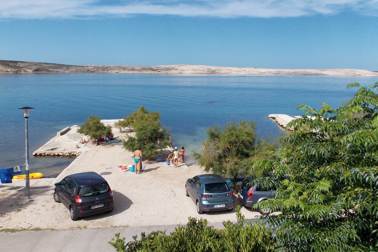 Ferienwohnung im Ort Kustii (Pag), Kapazität 2+3 (1512024), Kustici, Insel Pag, Kvarner, Kroatien, Bild 8