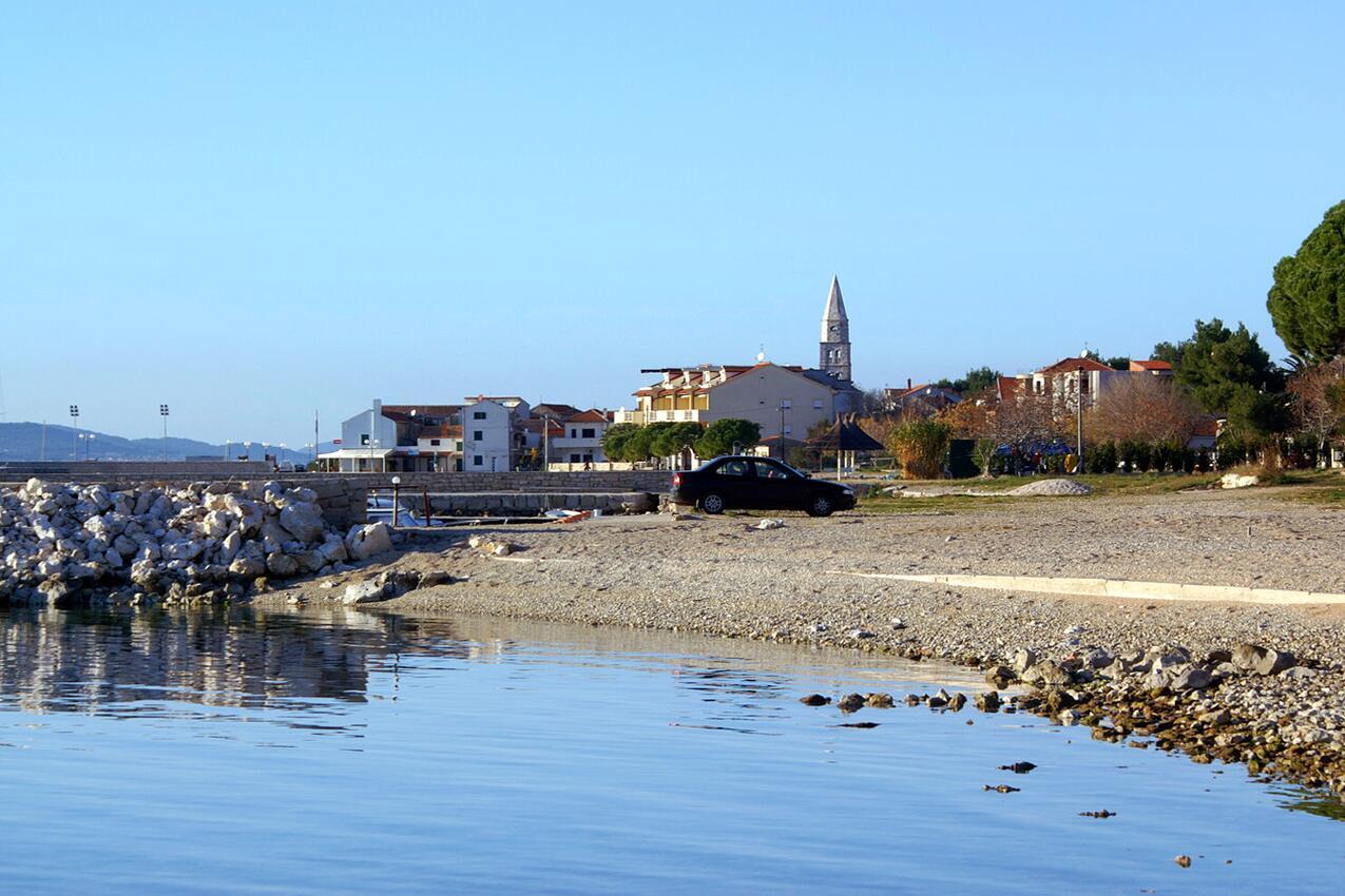 Ferienwohnung im Ort Turanj (Biograd), Kapazität 6+2 (1557885), Turanj, , Dalmatien, Kroatien, Bild 21