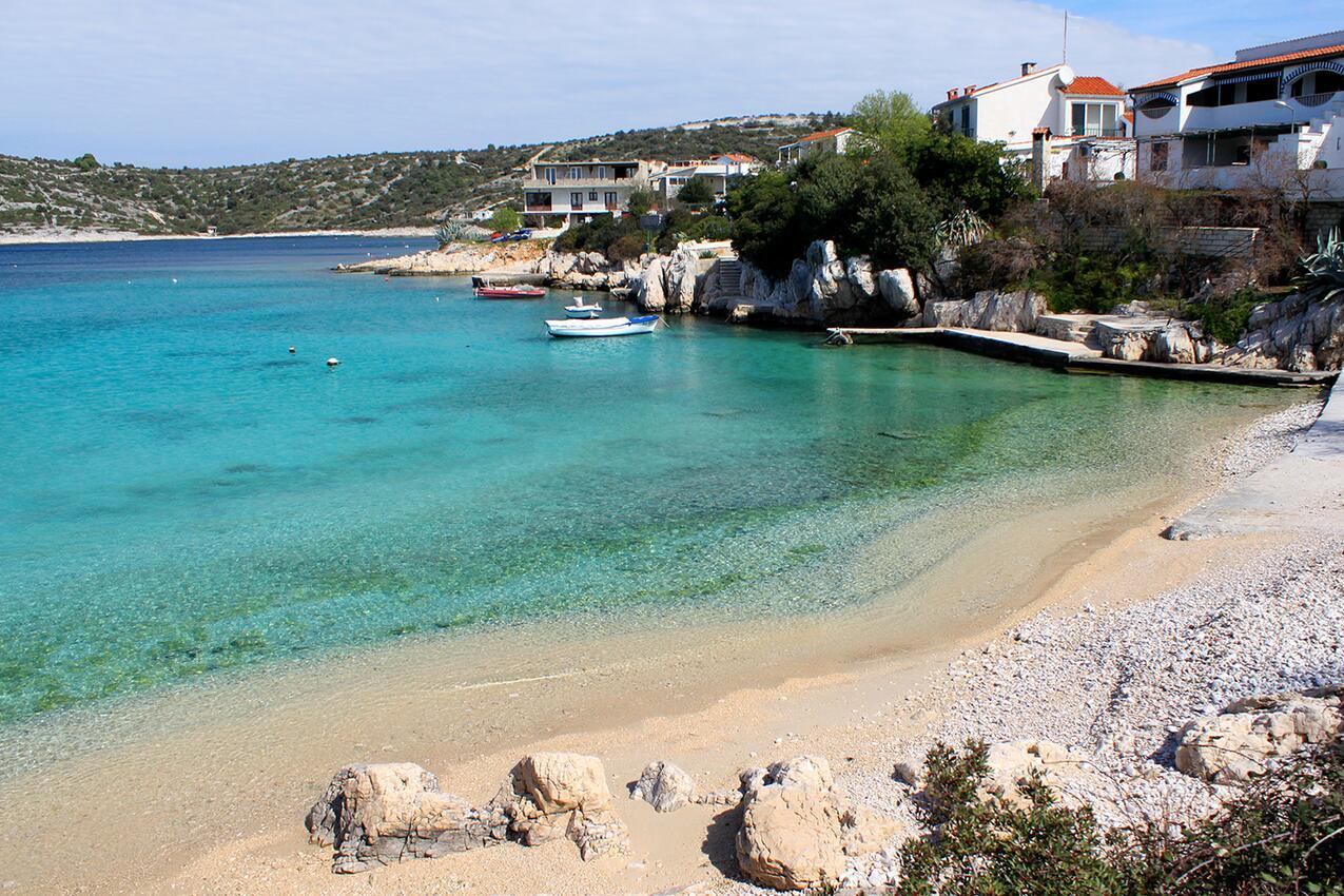 Ferienwohnung im Ort Kanica (Rogoznica), Kapazität 4+1 (2433173), Kanica, , Dalmatien, Kroatien, Bild 9