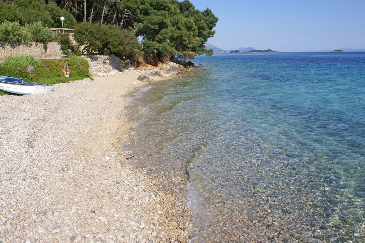 Ferienwohnung im Ort Kuiate - Perna (Peljeaac), Kapazität 2+2 (1013629), Kuciste, Insel Peljesac, Dalmatien, Kroatien, Bild 21