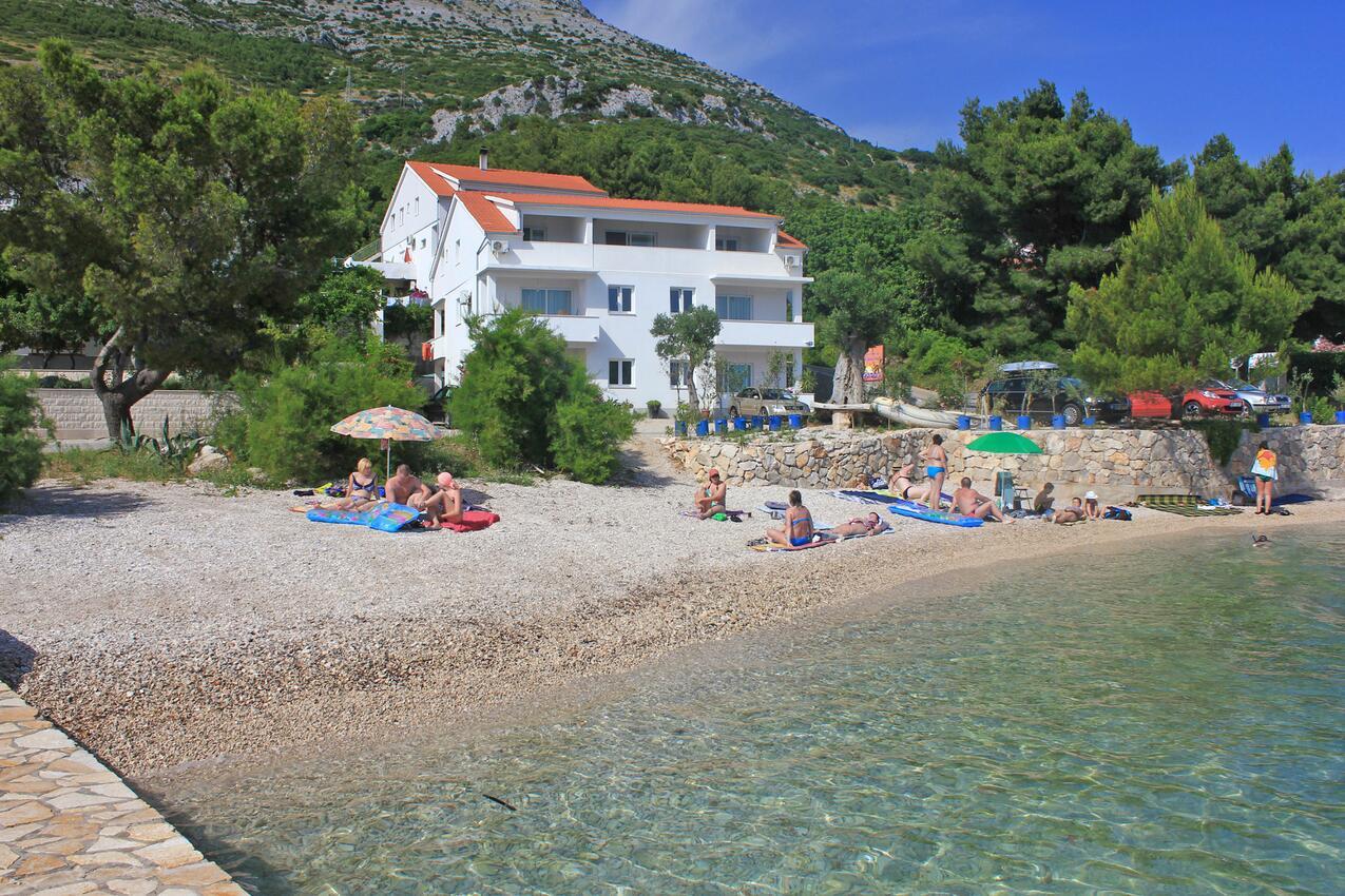 Ferienwohnung im Ort Kuiate - Perna (Peljeaac), Kapazität 2+2 (1013616), Kuciste, Insel Peljesac, Dalmatien, Kroatien, Bild 26