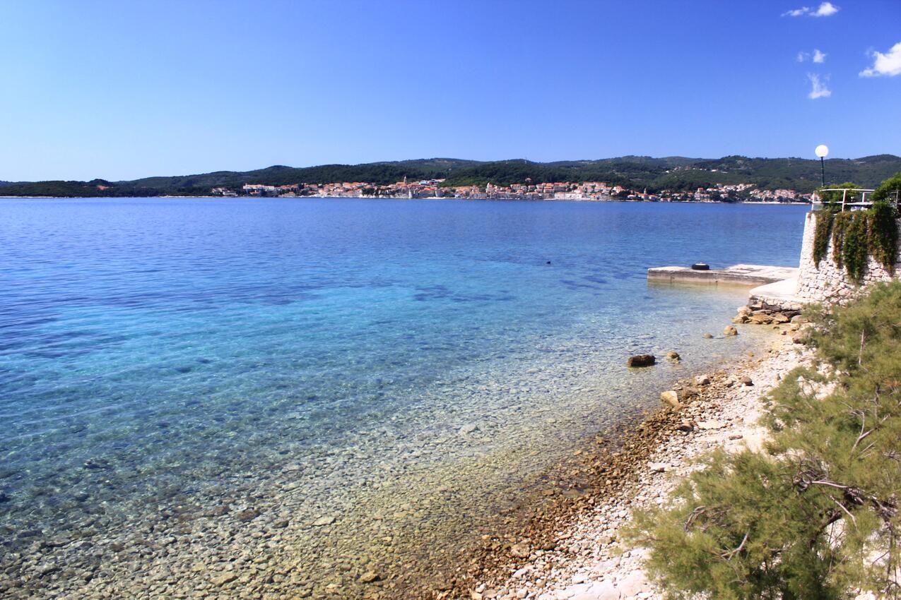 Ferienwohnung im Ort Kuiate - Perna (Peljeaac), Kapazität 4+0 (1013638), Kuciste, Insel Peljesac, Dalmatien, Kroatien, Bild 31
