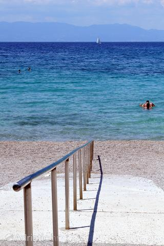 Beach: Kijac, Krk - Njivice   The best beaches in Croatia   Adriatic hr