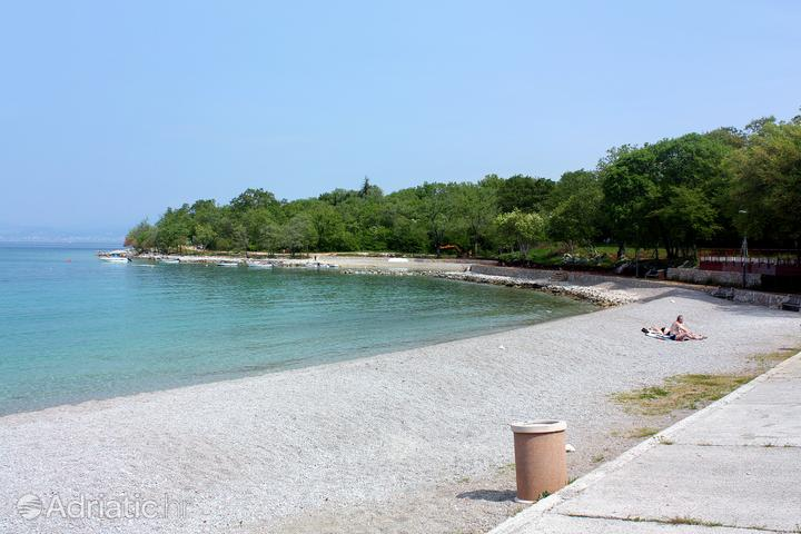 Beach: Kijac, Krk - Njivice | The best beaches in Croatia | Adriatic hr