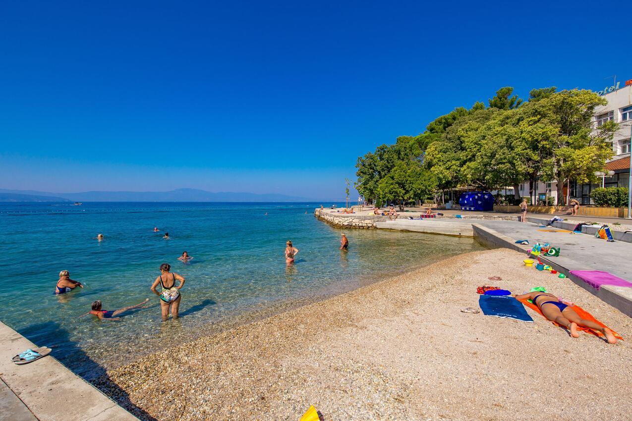 Ferienwohnung im Ort Sveti Vid (Krk), Kapazität 4+2 (2773046), Sveti Vid-Miholjice, Insel Krk, Kvarner, Kroatien, Bild 13